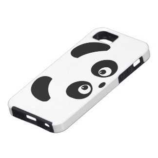 Caso del iPhone 5 de Panda® del amor iPhone 5 Case-Mate Fundas