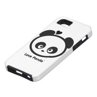 Caso del iPhone 5 de Panda® del amor iPhone 5 Carcasa