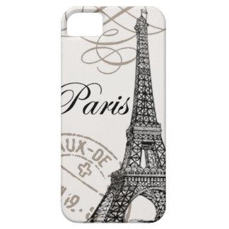 Caso del iphone 5 de París del vintage… iPhone 5 Coberturas