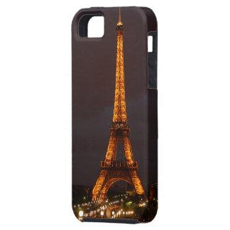 Caso del iPhone 5 de París Funda Para iPhone 5 Tough