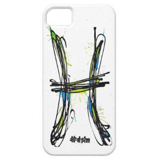 Caso del iPhone 5 de Piscis Funda Para iPhone SE/5/5s
