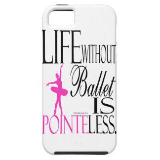 Caso del iPhone 5 de Pointeless iPhone 5 Case-Mate Carcasas