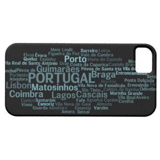 Caso del iPhone 5 de PORTUGAL iPhone 5 Case-Mate Protectores