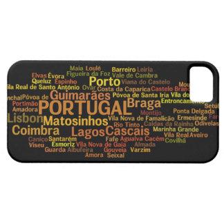 Caso del iPhone 5 de PORTUGAL iPhone 5 Coberturas