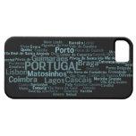 Caso del iPhone 5 de PORTUGAL Funda Para iPhone SE/5/5s