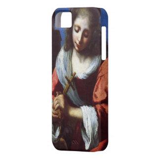 Caso del iphone 5 de Praxedis del santo Funda Para iPhone SE/5/5s