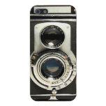Caso del iPhone 5 de Rolleiflex de la cámara del v iPhone 5 Cobertura