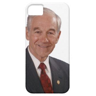 Caso del iPhone 5 de Ron Paul iPhone 5 Carcasa