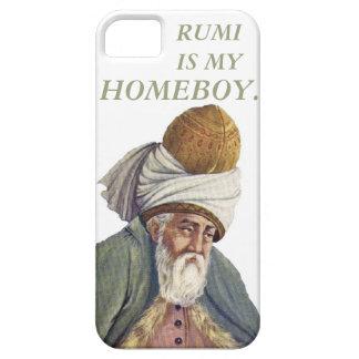 Caso del iPhone 5 de Rumi iPhone 5 Protectores