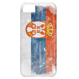 Caso del iphone 5 de Serbia Funda Para iPhone 5C