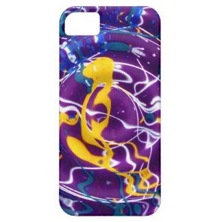 Caso del iPhone 5 de Splat de la pintura de la ond iPhone 5 Case-Mate Fundas