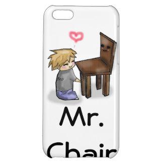 Caso del iPhone 5 de Sr. Chair Pewdiepie