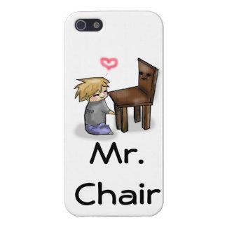 Caso del iPhone 5 de Sr. Chair Pewdiepie iPhone 5 Carcasas