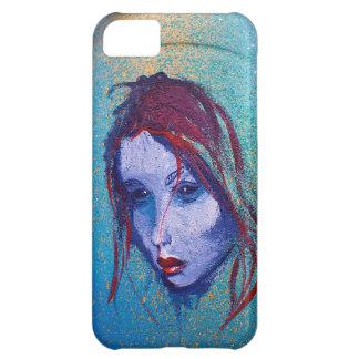 Caso del iPhone 5 de Srta. Blu Botel Funda iPhone 5C