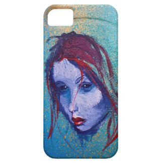Caso del iPhone 5 de Srta. Blu Botel Funda Para iPhone SE/5/5s