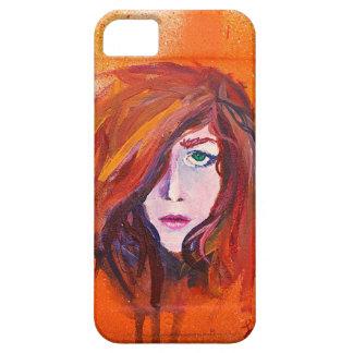 Caso del iPhone 5 de Srta. Orng Botel Funda Para iPhone SE/5/5s