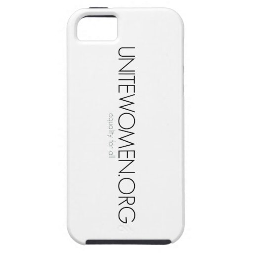 caso del iPhone 5 de UniteWomen.org Funda Para iPhone SE/5/5s