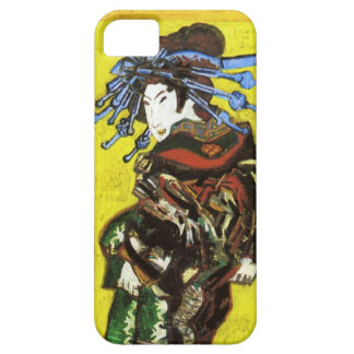 Caso del iPhone 5 de Van Gogh Japonaiserie Oiran Funda Para iPhone SE/5/5s