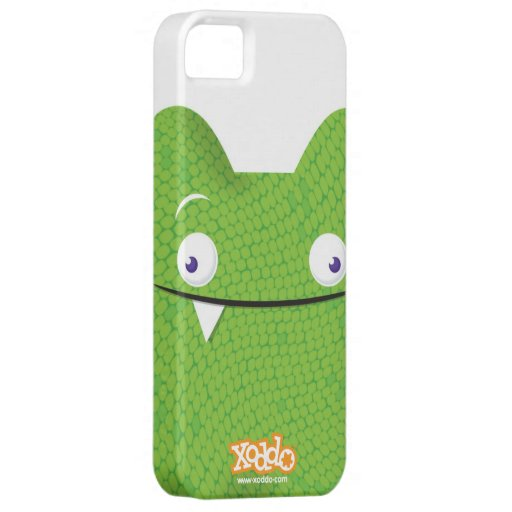 Caso del iPhone 5 de Xoddo Greeni iPhone 5 Case-Mate Cobertura