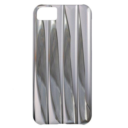 Caso del iPhone 5 del adicto al cromo Funda Para iPhone 5C