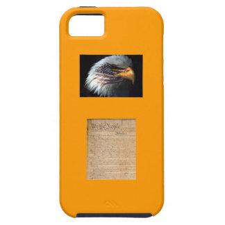 Caso del iphone 5 del ambiente de la casamata con funda para iPhone 5 tough