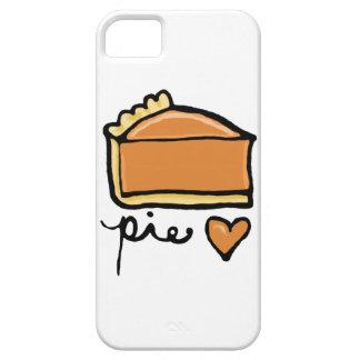 Caso del iPhone 5 del amor de la empanada iPhone 5 Case-Mate Carcasa