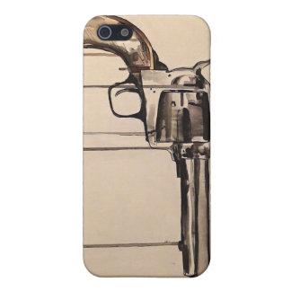 Caso del iPhone 5 del arma del vintage iPhone 5 Carcasa