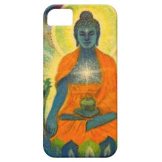 Caso del iPhone 5 del arte de Buda de la medicina iPhone 5 Funda