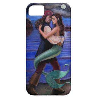 Caso del iPhone 5 del arte de la fantasía del amor iPhone 5 Case-Mate Cobertura