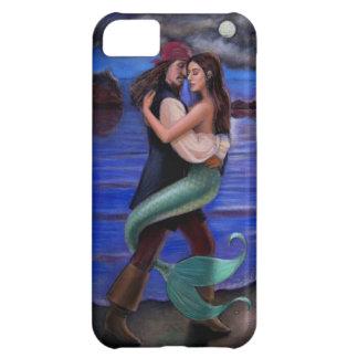 Caso del iPhone 5 del arte de la fantasía del amor