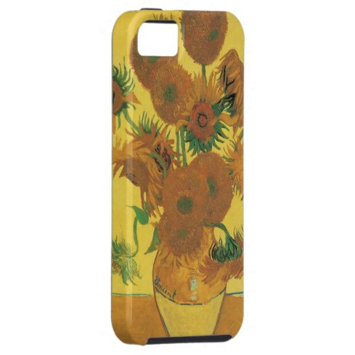 Caso del iPhone 5 del arte de Vincent van Gogh iPhone 5 Carcasas
