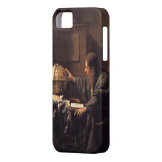 """Caso del iphone 5 """"del astrónomo"""" funda para iPhone SE/5/5s"""