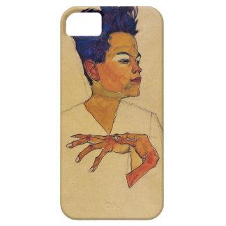 Caso del iPhone 5 del autorretrato de Egon Schiele iPhone 5 Case-Mate Protector