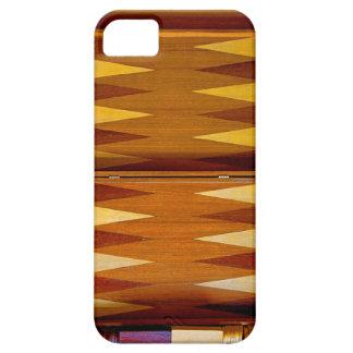 Caso del iPhone 5 del backgammon Funda Para iPhone SE/5/5s