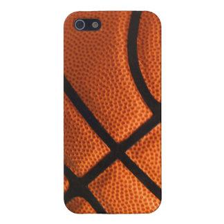 Caso del iPhone 5 del baloncesto iPhone 5 Protectores