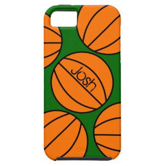 Caso del iPhone 5 del baloncesto iPhone 5 Fundas