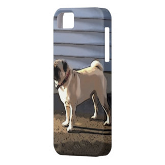 "Caso del iPhone 5 del barro amasado del ""dibujo an iPhone 5 Case-Mate Carcasa"