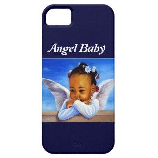 Caso del iPhone 5 del bebé del ángel iPhone 5 Carcasas