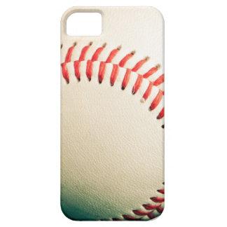 Caso del iPhone 5 del béisbol Funda Para iPhone 5 Barely There