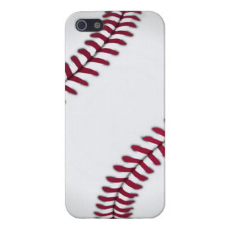 Caso del iPhone 5 del béisbol iPhone 5 Funda