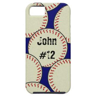 Caso del iPhone 5 del béisbol iPhone 5 Fundas