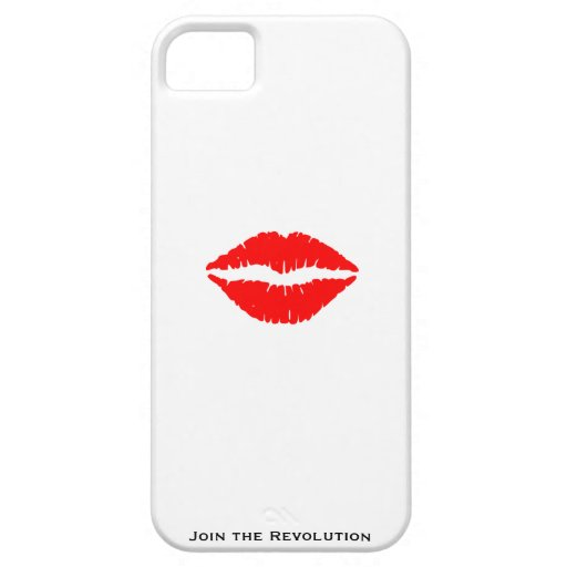 Caso del iPhone 5 del beso iPhone 5 Case-Mate Coberturas