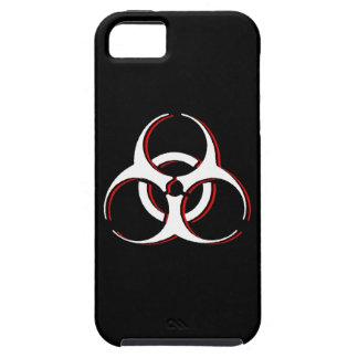 Caso del iPhone 5 del Biohazard - deshuese la iPhone 5 Funda