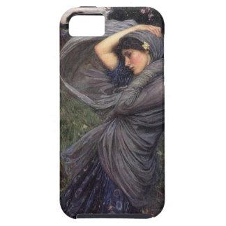 Caso del iPhone 5 del Boreas del Waterhouse iPhone 5 Case-Mate Cárcasa