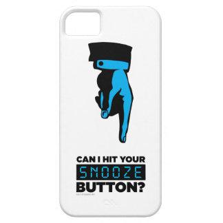 Caso del iPhone 5 del botón de la cabezada Funda Para iPhone SE/5/5s