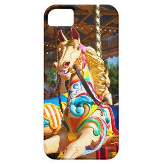 Caso del iPhone 5 del caballo del carrusel iPhone 5 Carcasa