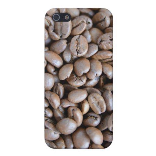 Caso del iPhone 5 del café iPhone 5 Funda