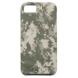 Caso del iPhone 5 del camuflaje del ejército de Di iPhone 5 Carcasa