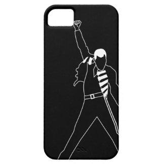 caso del iPhone 5 del cantante de roca iPhone 5 Case-Mate Cárcasas