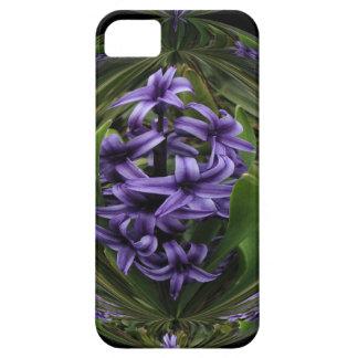 Caso del iphone 5 del caramelo del jacinto iPhone 5 carcasa